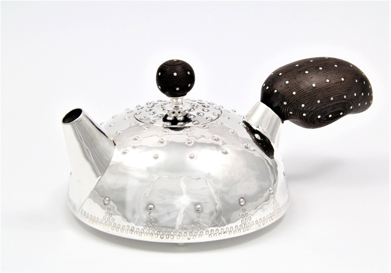 엄마의 젖무덤을 닮은 Breast Teapot - Teapot Pro...