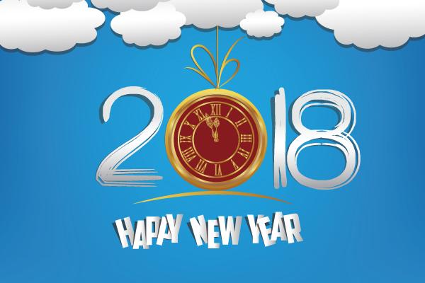 지인들에게 2018 새해 감사의 인사를 전해보세요! ...