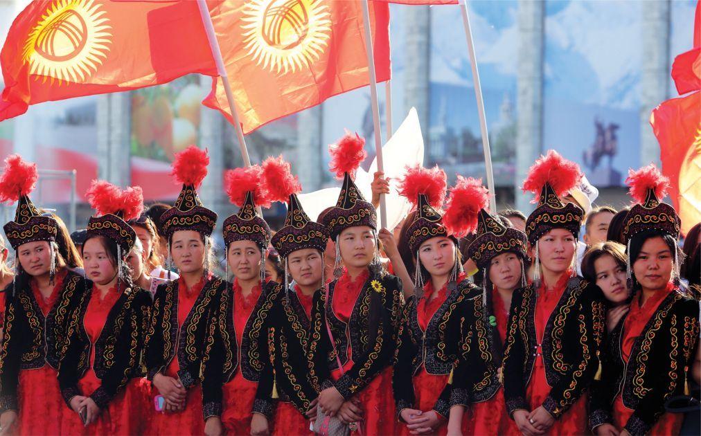 #11. 키르기즈스탄 (Kyrgyz Republic) - 개발도상...