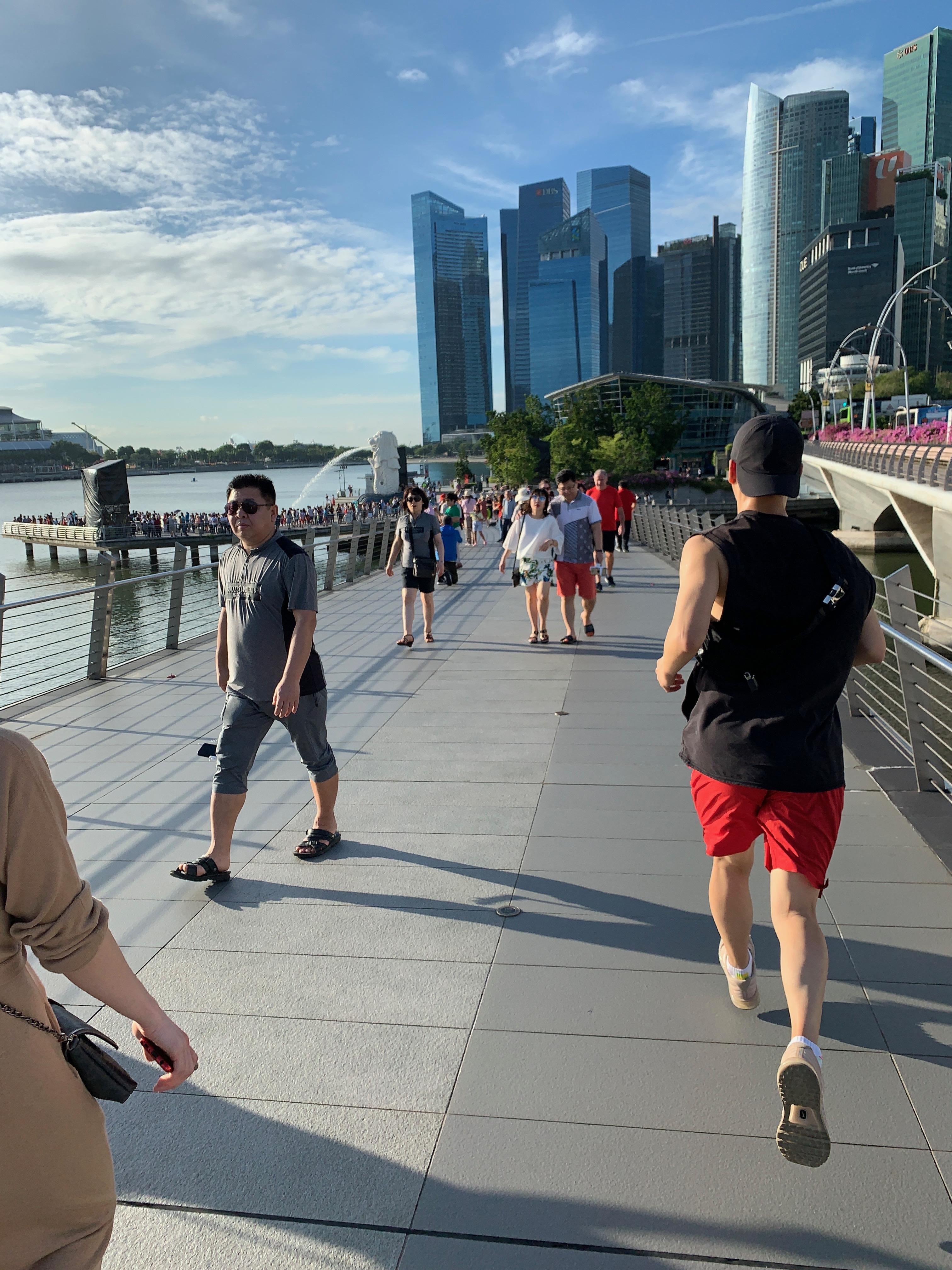 Run to you, 싱가포르