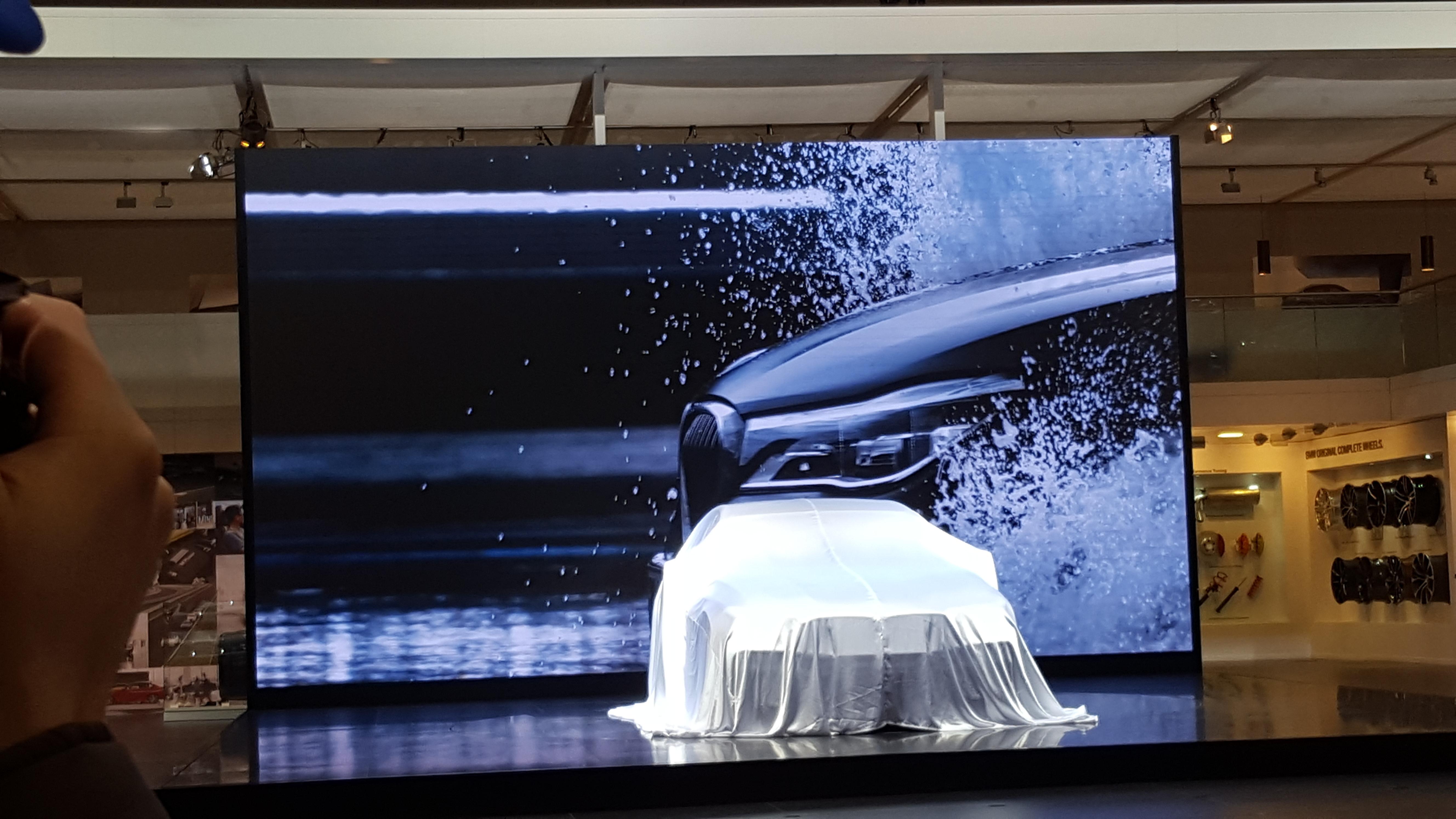 모터쇼에서 드러난 자동차 철학 - [서울모터쇼2017...