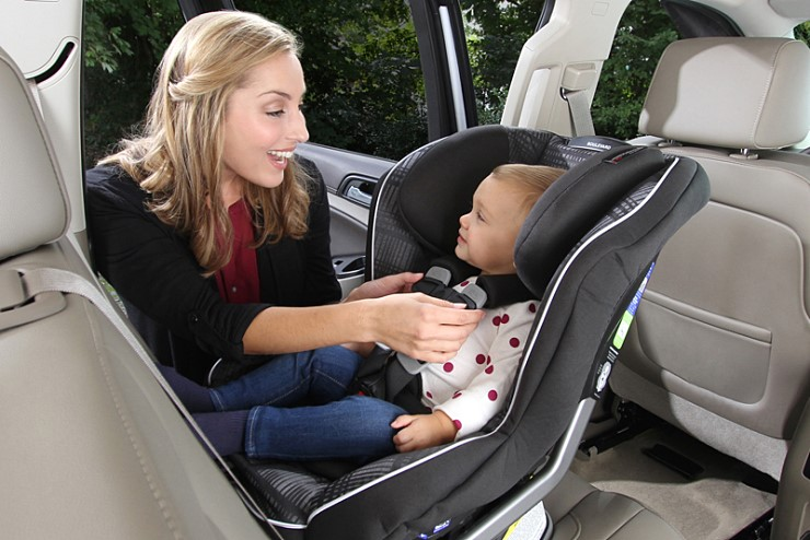 인천공항콜밴 아이들을 위한 무료 카시트 제공