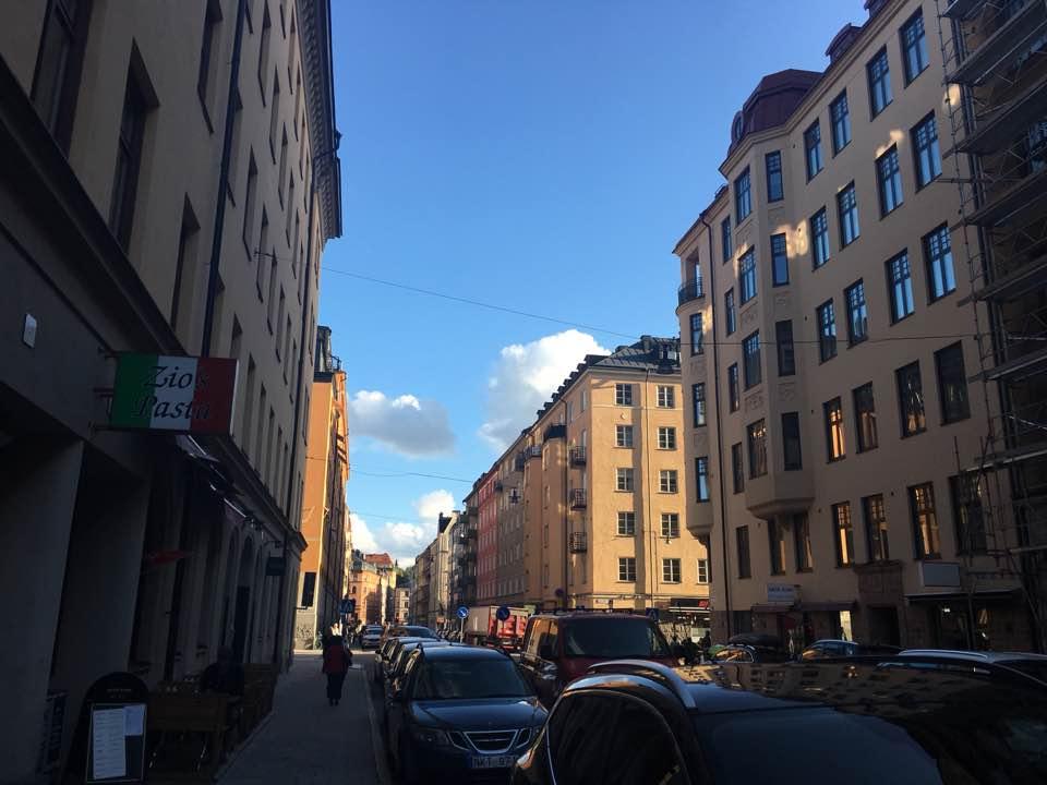 스웨덴 워킹홀리데이 총정리 - 비자 신청부터 집 ...