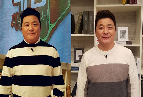 14kg 감량에 성공한 윤정수의 다이어트 식단 - 윤...