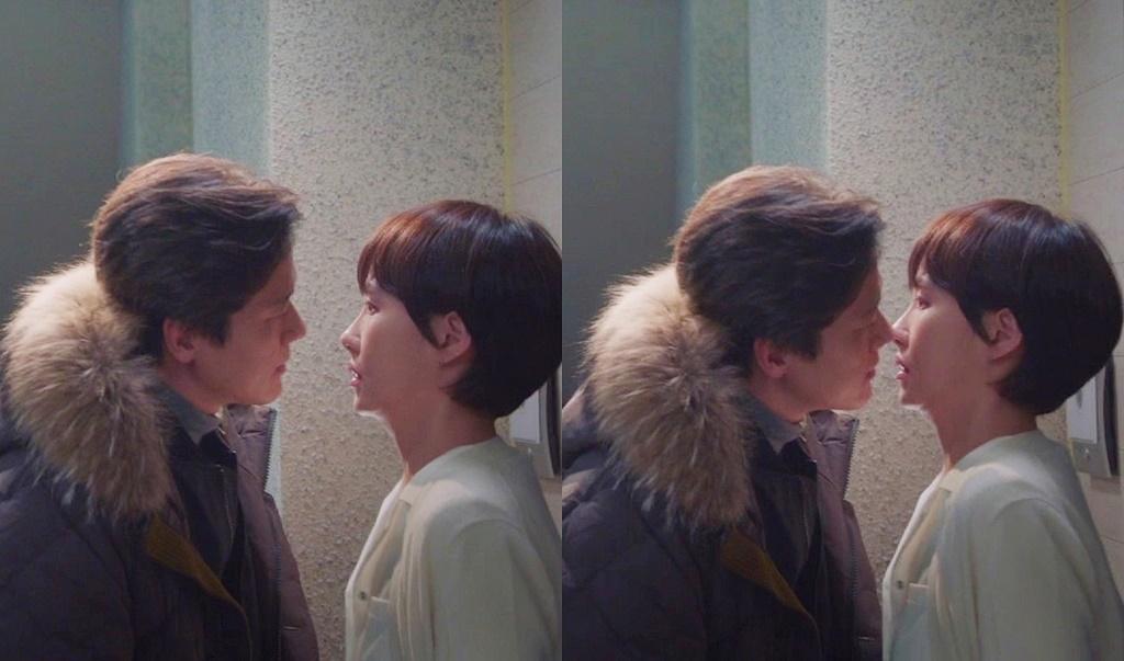 '키스 먼저 할까요?' - 김선아·감우성, 좀 살아...