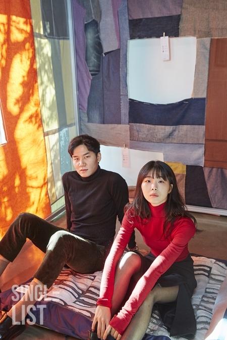 [인터뷰] 가방에 담은 청춘이야기, - 윤혁 김소현