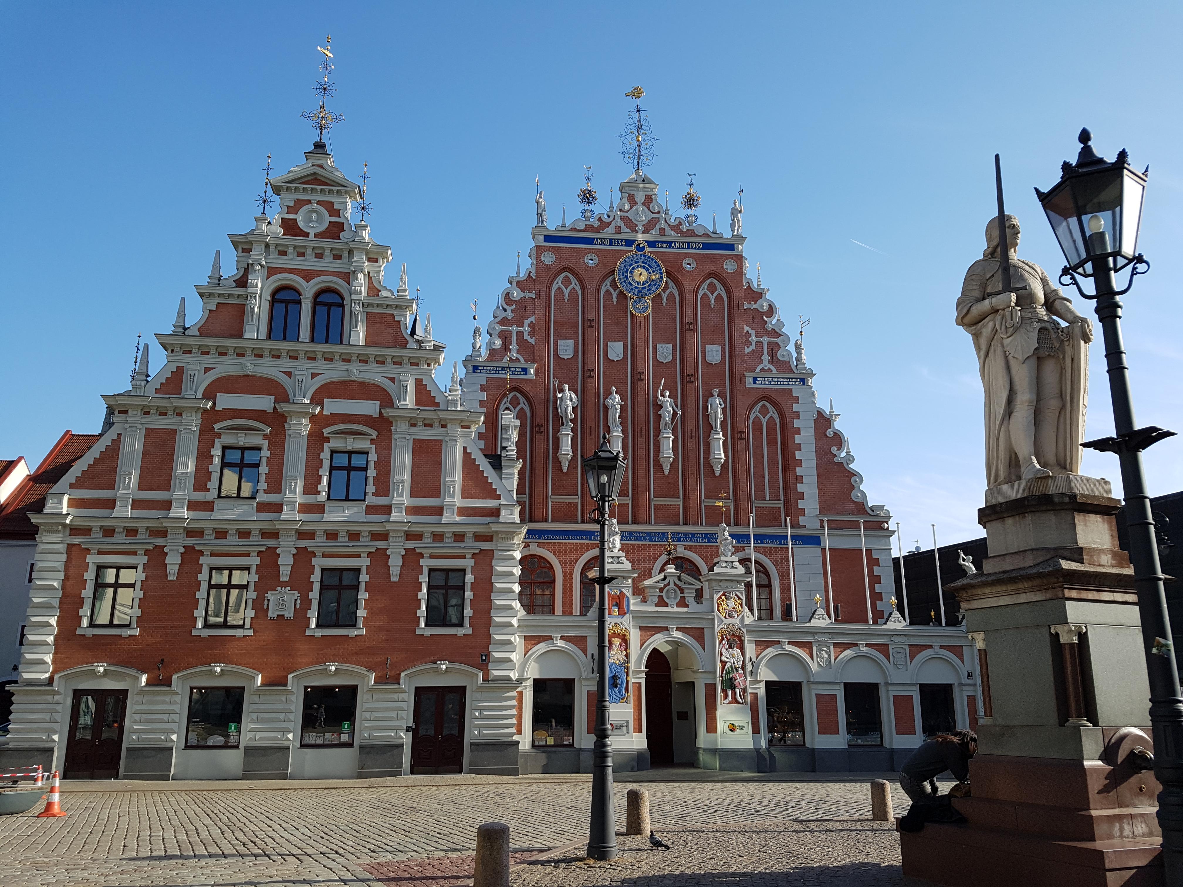 발트3국여행(7) 라트비아 수도 리가 구시가 10대명소