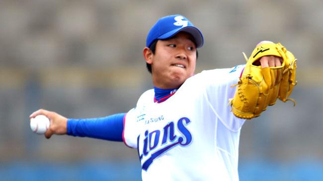 2018 프로야구 주목할 만한 신인(2) - - 삼성라이...