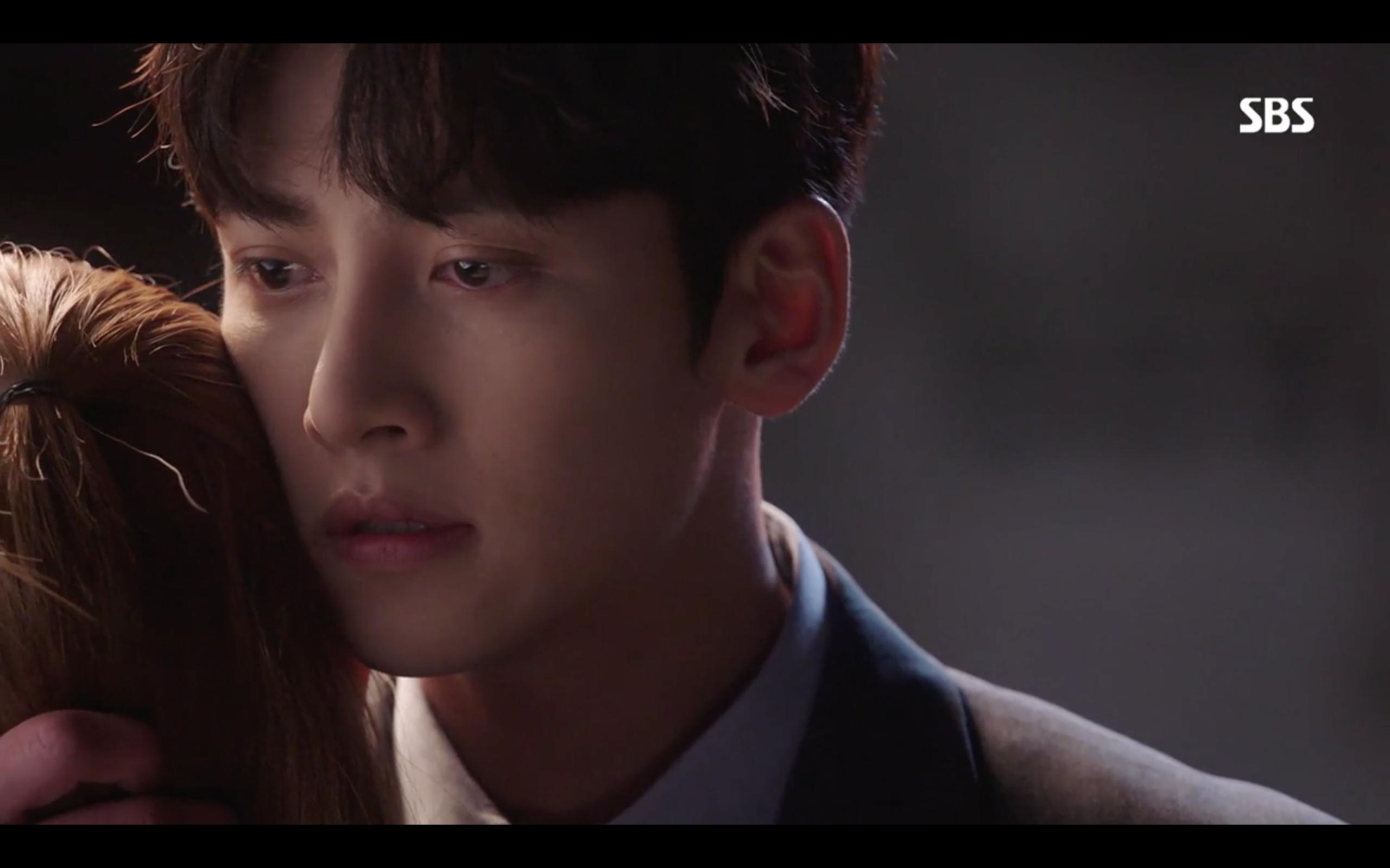 2017, 남자의 존중 - SBS <수상한 파트너> 지창욱...
