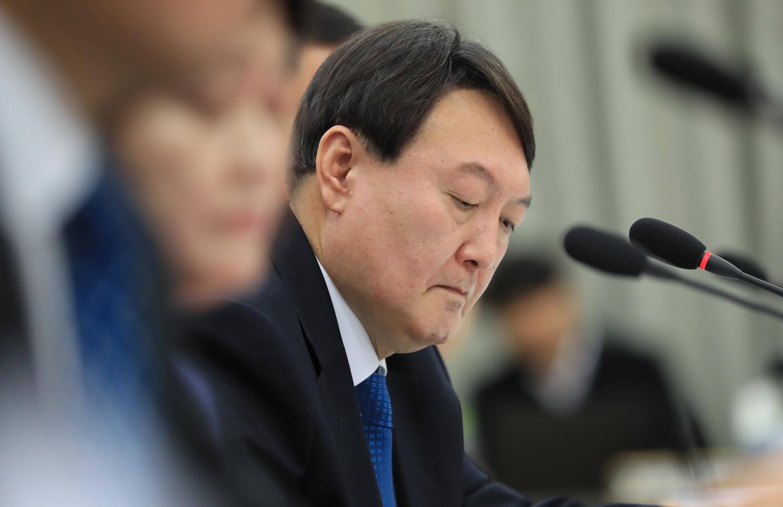 """서초동 술집서 만취한 윤석열 """"기회 다시 올거야..."""