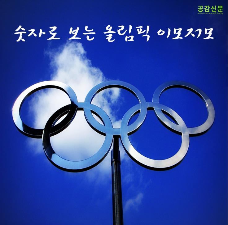 [교양공감] 평창올림픽D-10, '숫자로 보는 올림픽'