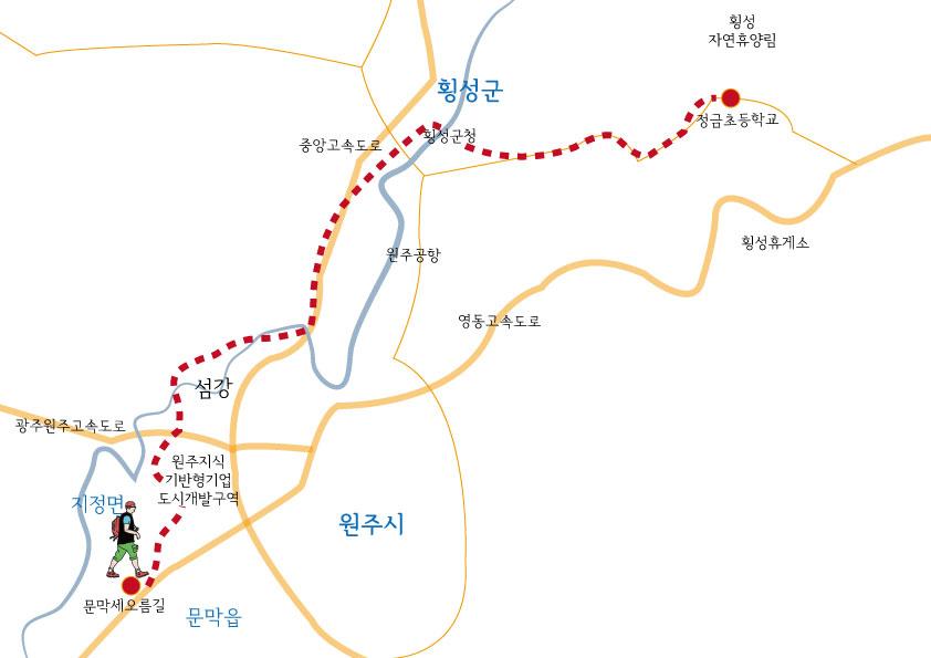 [20일차 원주 문막-횡성군]산골 초등학교 내집(1) ...