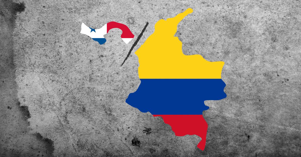 파나마가 콜롬비아로부터 독립을 선언한 계기