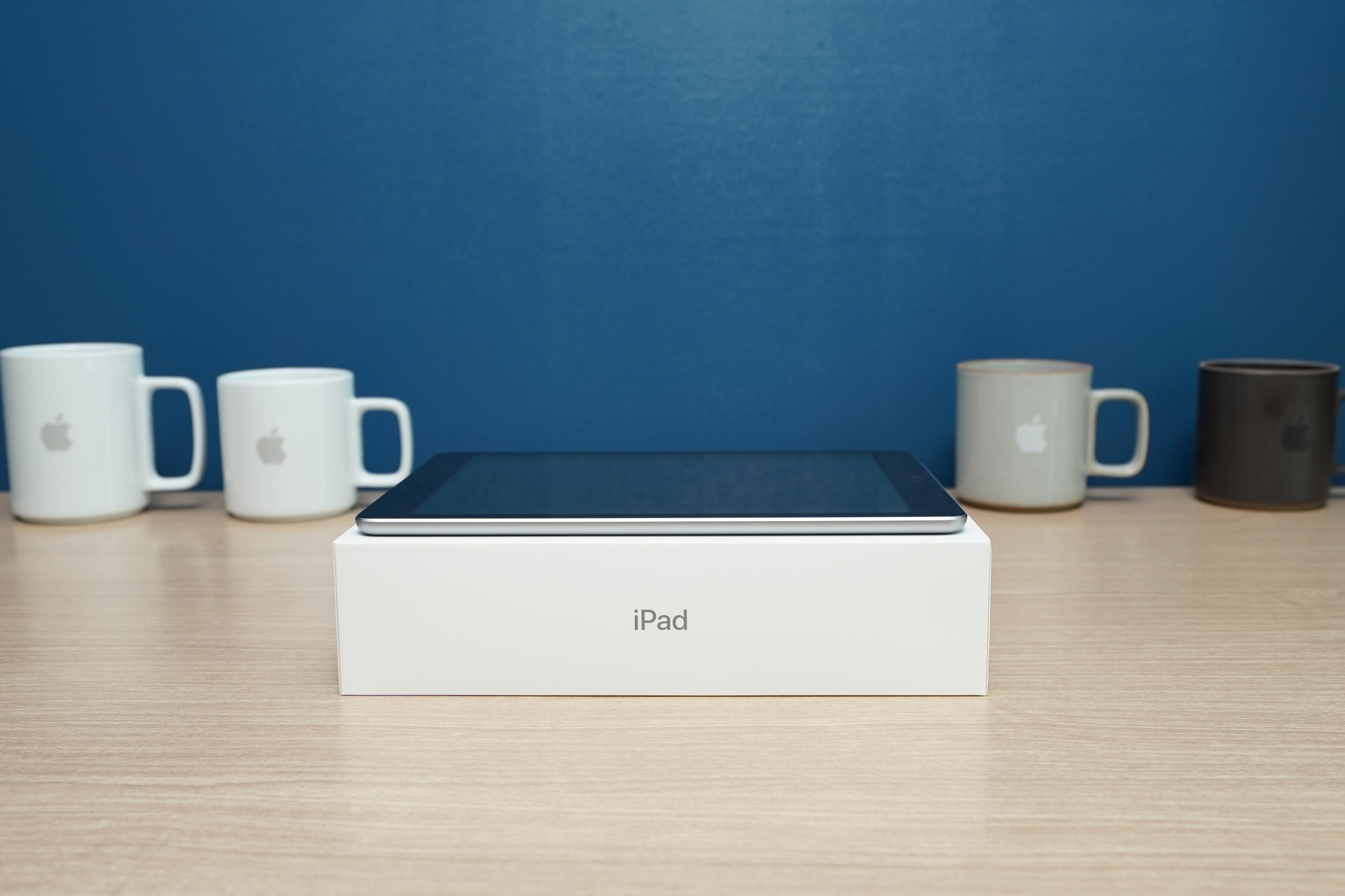매력적인 가성비! 애플 아이패드 6세대 개봉기