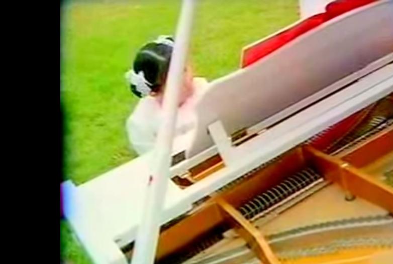 영창 피아노 1990년 CF-맑은소리, 고은소리 이벤트