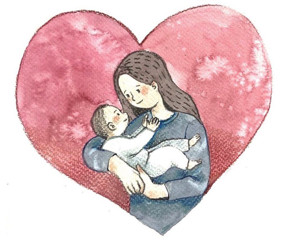 1993년 1월 4일 - 두 번째 장 - 이제부터 난 엄마...