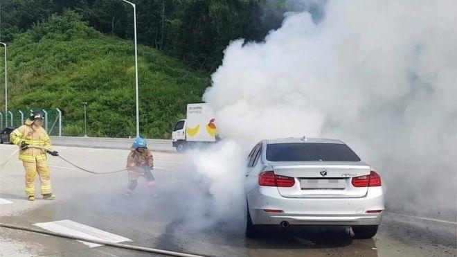 "BMW: 한국만 ""안""바꿔줄 겁니다!"