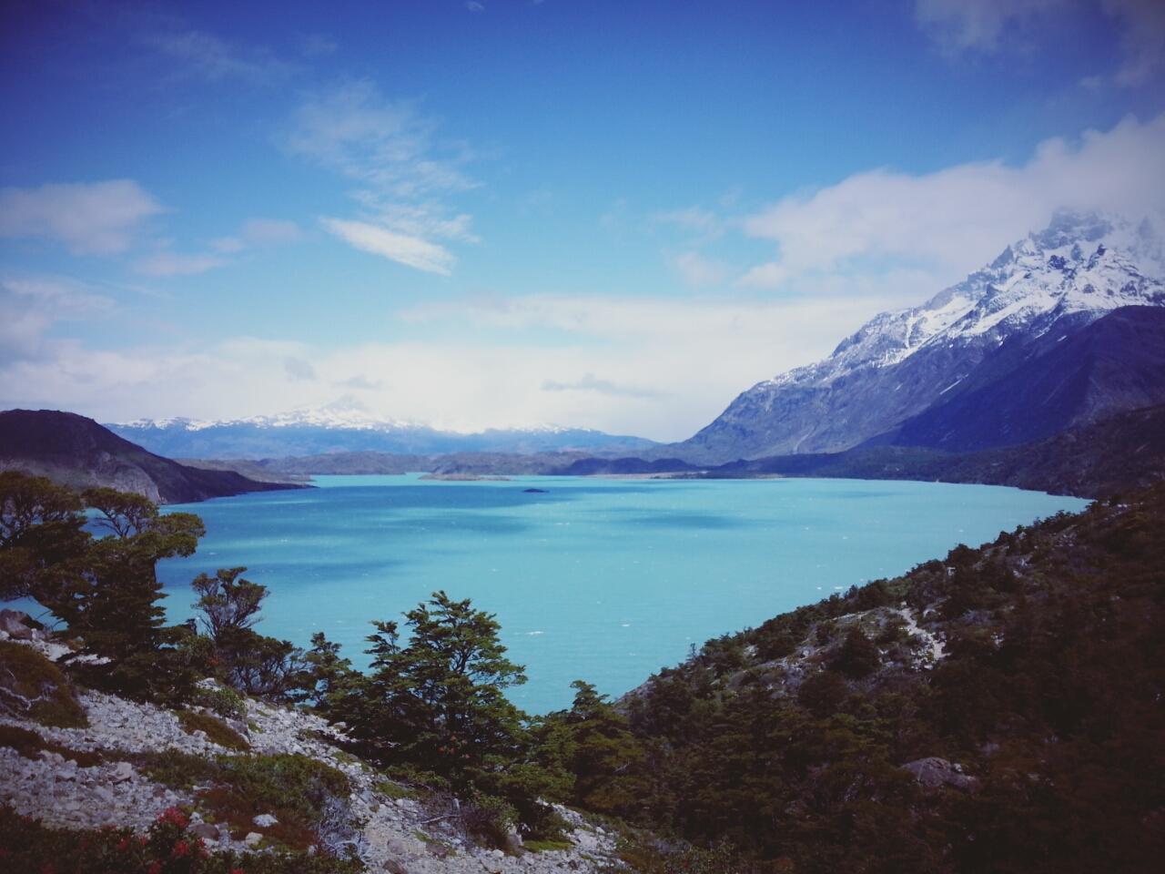 산책을 좋아하던 그대에게 - 칠레, 토레스 델파이...