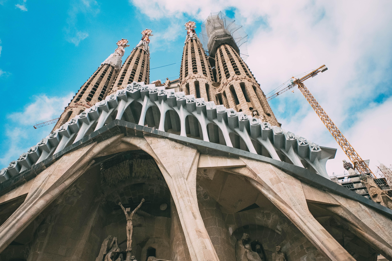 바르셀로나 : 뇌섹남 가우디의 도시