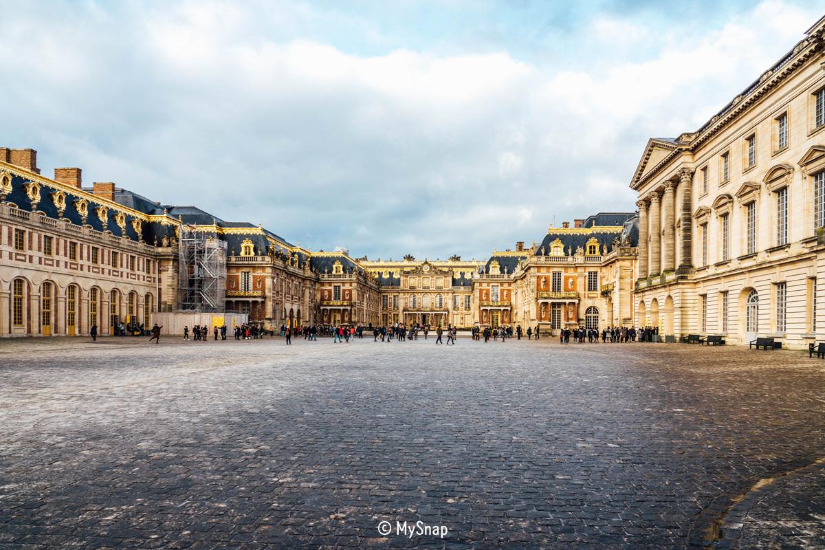 파리 #2 - 베르사유 궁전