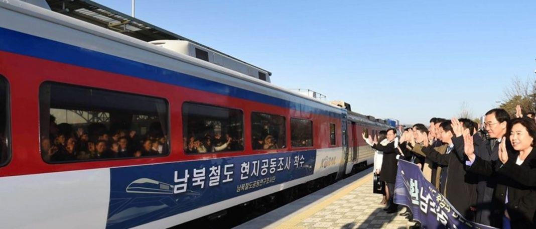 [질문합니다] 남북철도 연결, 계약서는 쓰고 하나?...