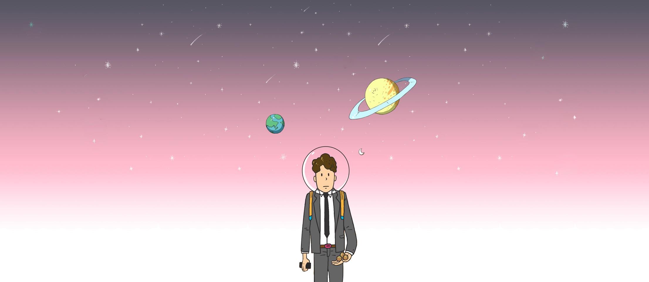 <김사원 표류기> - #10. 에필로그 (시무식)