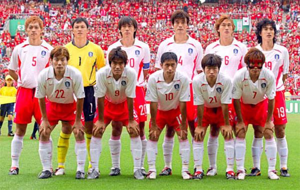 343, 한국을 월드컵 4강에 올려놓은 그 포메이션 -...