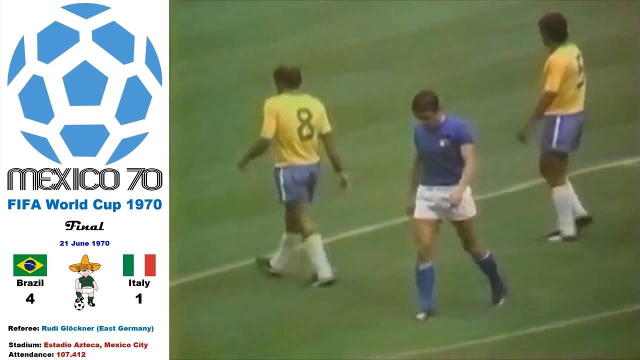 완벽했던 브라질, 야비했던 아르헨티나 - 축구 철...