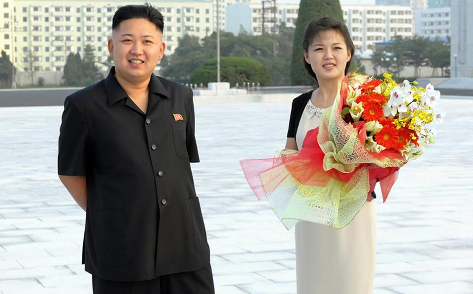 뉴스에서 말해주지 않는 김정은 부인 리설주의 비...