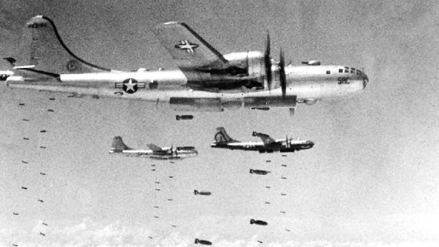 일본의 계략으로 독도를 폭격했던 미군