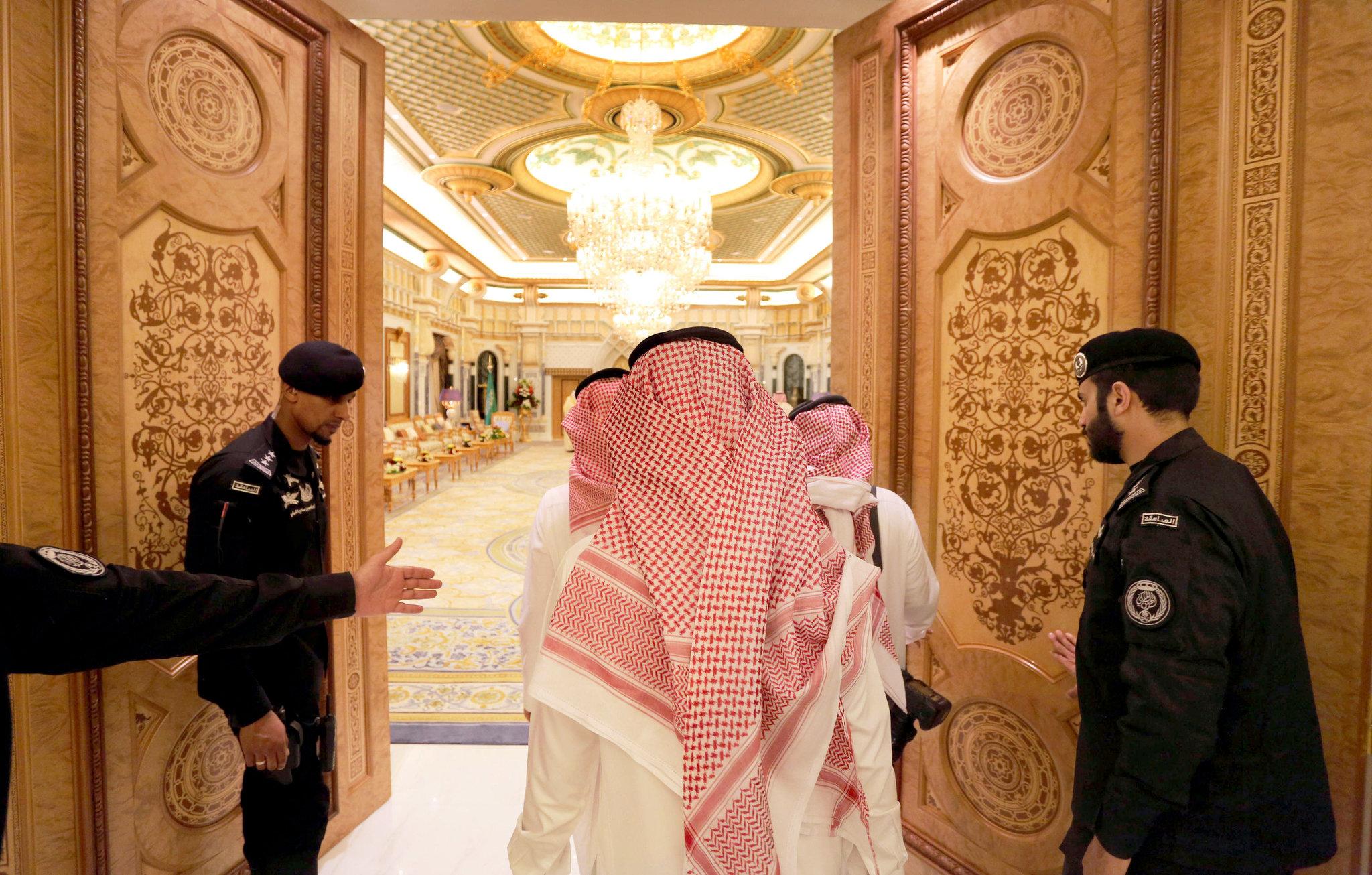 행방불명된 사우디 왕자들, 누가 그들을 납치했나 ...