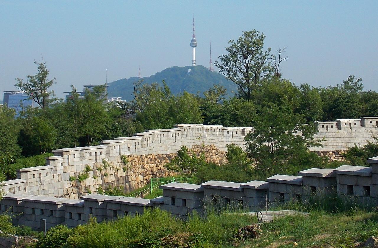 '사극왕' 숙종의 다른 모습 - 서울성곽과 숙종