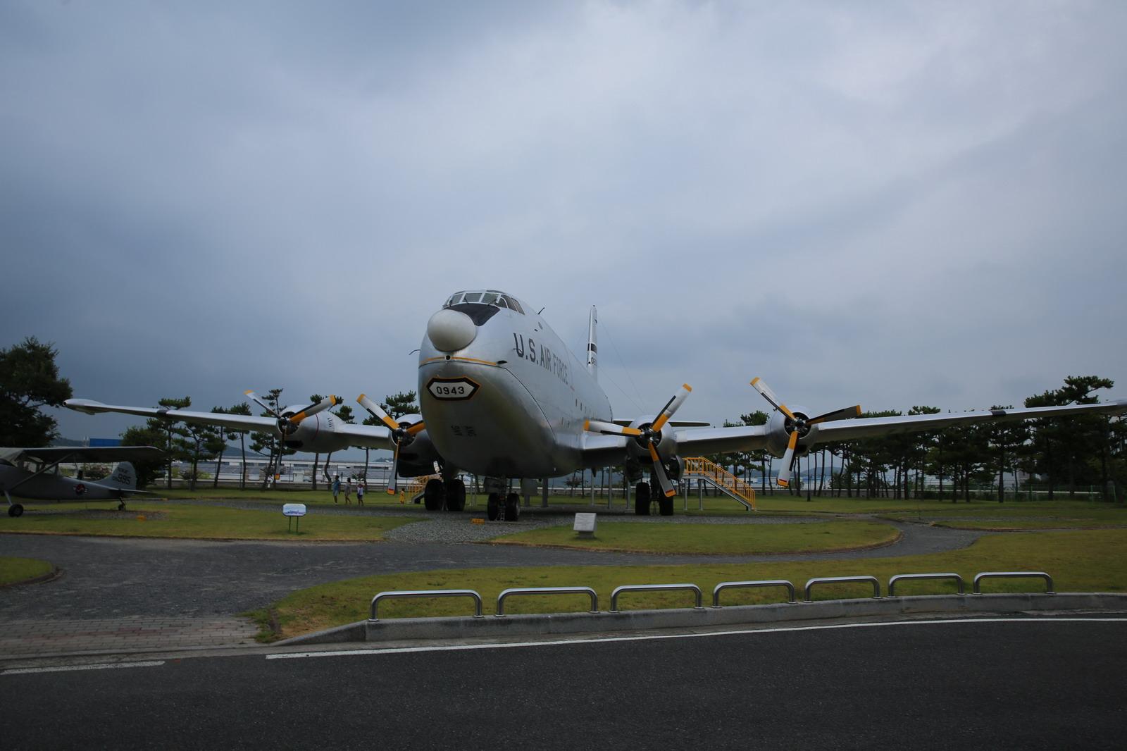하늘을 꿈꾸는 일 - 사천 항공우주박물관
