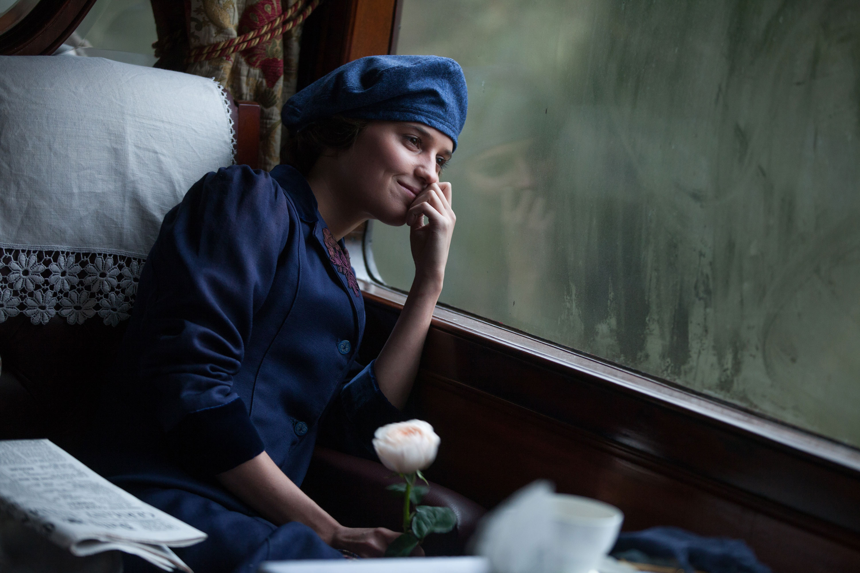 알리시아 비칸데르 - 묘한 매력의 가능성 있는 배우