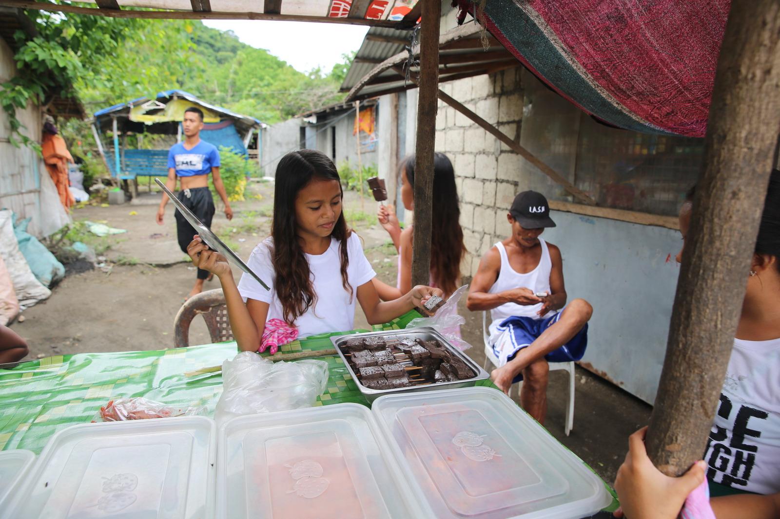 필리핀 음식문화 - 필리핀의 먹거리들 탐하기