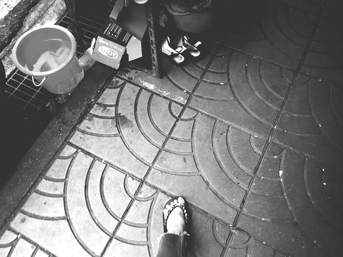 까만색 샌들 - 방콕 차이나타운 방문기