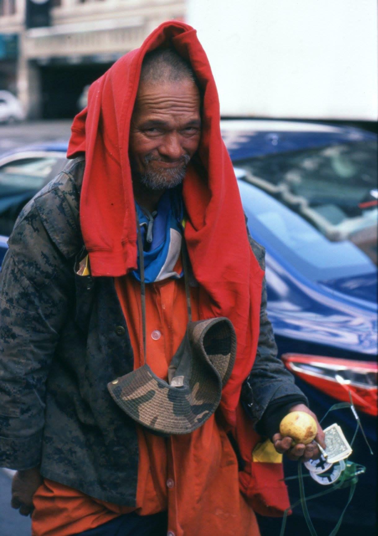 05. 샌프란시스코에서 만난 노숙인 - 차림이 다르...