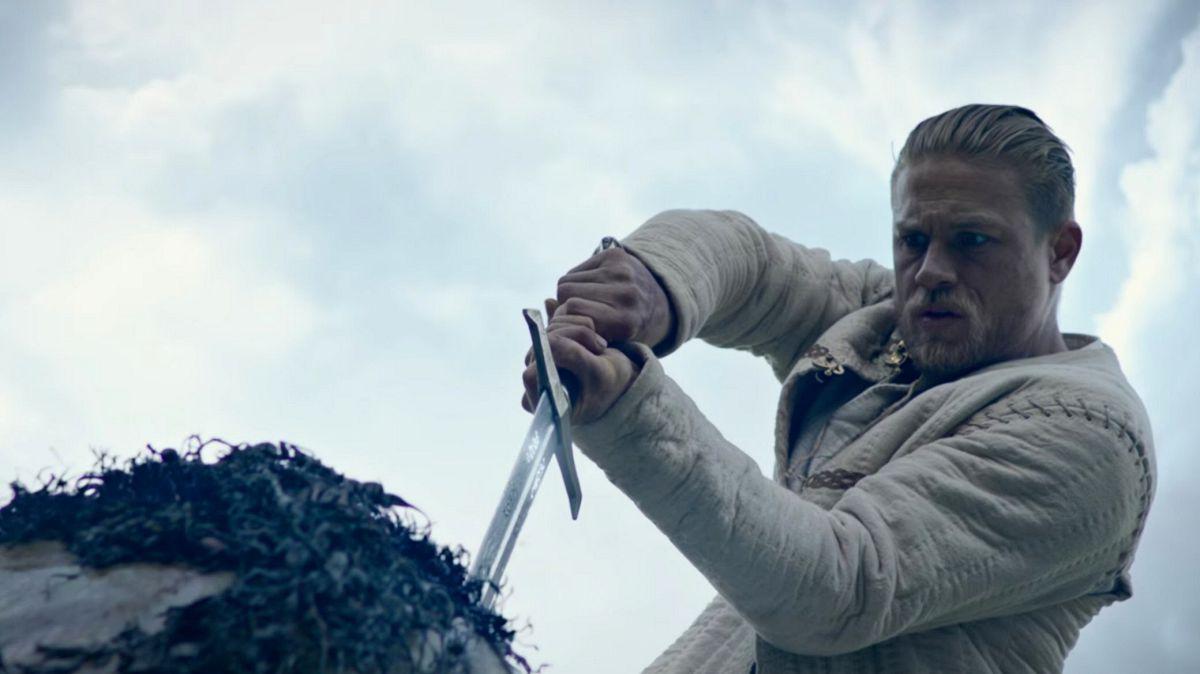 [영화리뷰]킹 아서:제왕의 검 - 가이 리치라는 브...