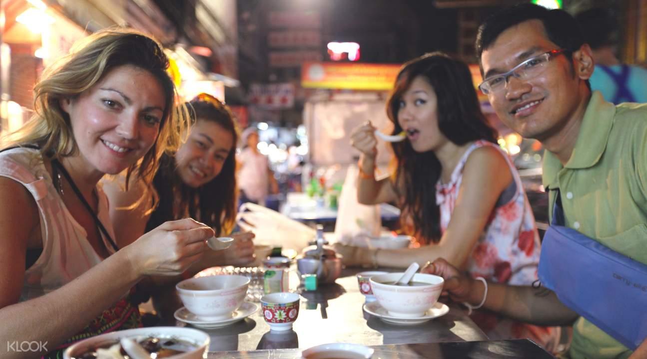 오직 방콕에서만! 방콕의 이색 푸드투어 F4!