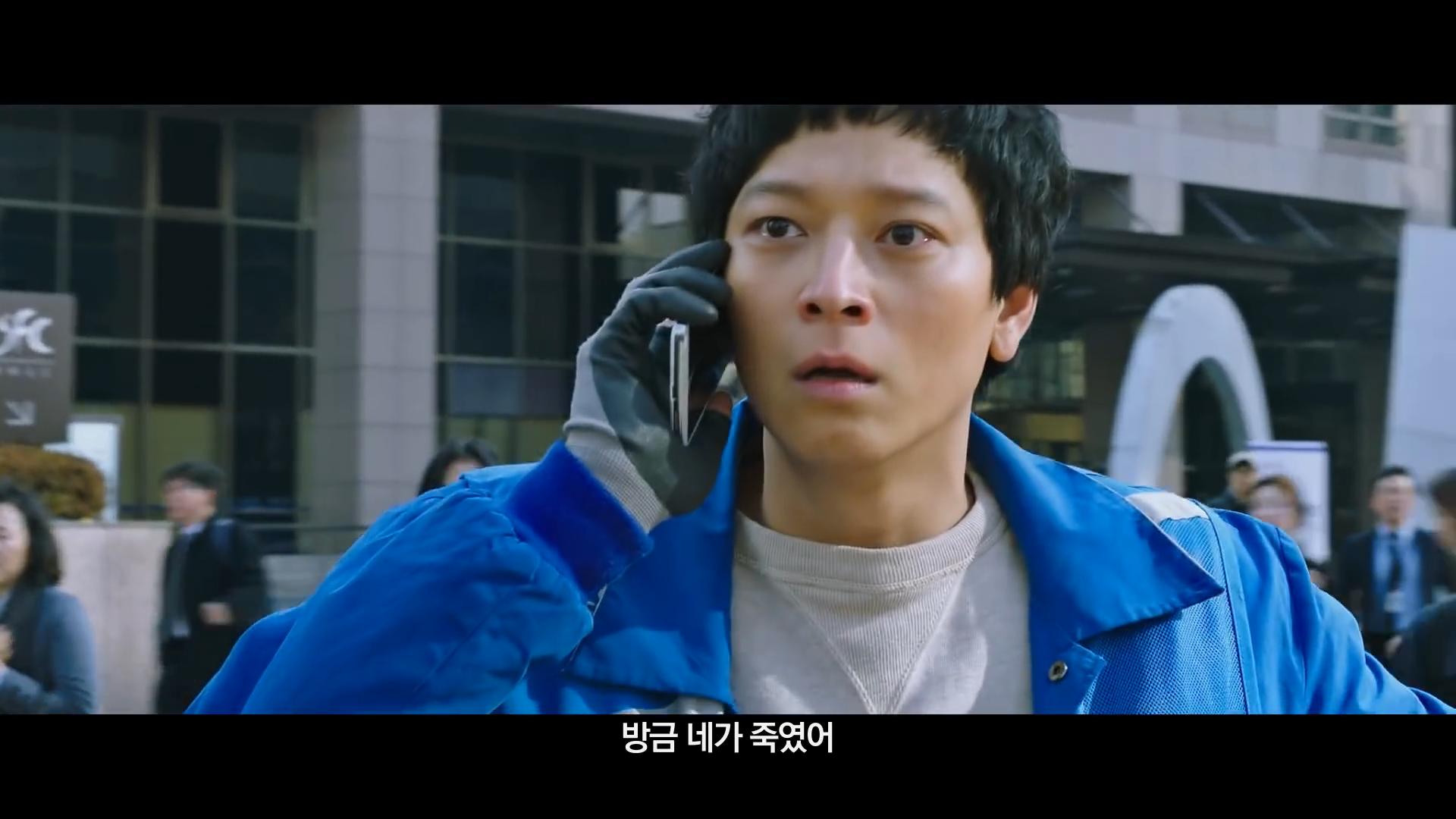 [영화프리뷰] 강동원, 한효주 영화 골든슬럼버 프...