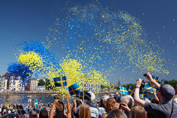 러시아 월드컵에서 맞붙은 스웨덴 어떤 매력의 여...
