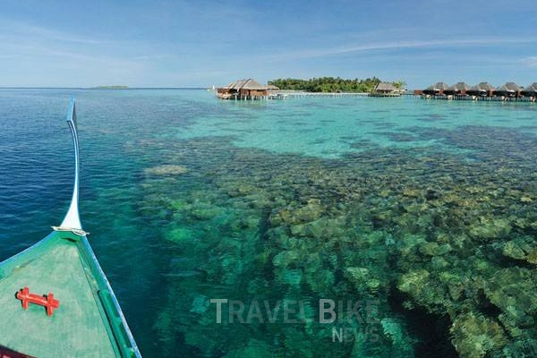 워터월드, 몰디브에서 보내는 특별한 허니문