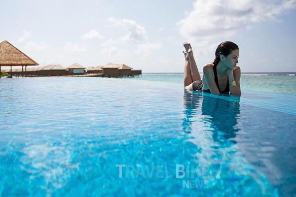 몰디브 신혼여행은 스타들이 사랑하는 '하이더웨...