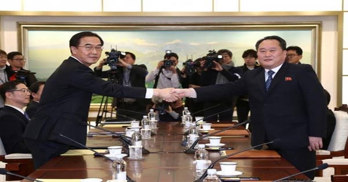 '일장일단' 남북 고위급 회담