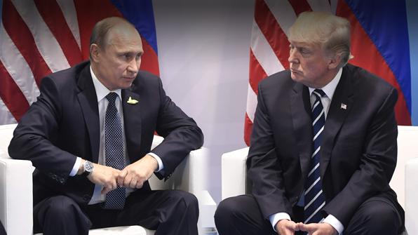 트럼프의 러시아 게이트 의혹..실체 드러나나