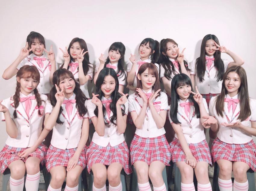 Mnet 프로듀스48, 그 후의 이야기 - 아이즈원 정식...
