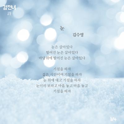 김수영 '눈' - 내재적 관점(절대론) vs. 작가표편 ...