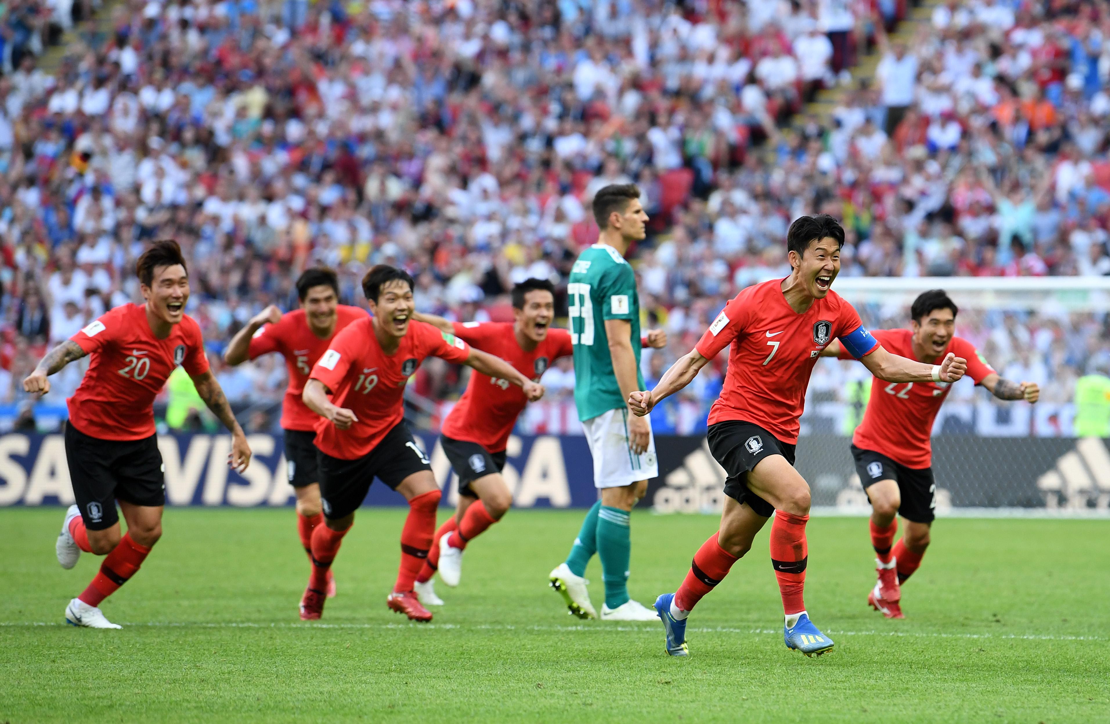 아쉬움과 기쁨의 눈물 - 2018러시아 월드컵 관전평