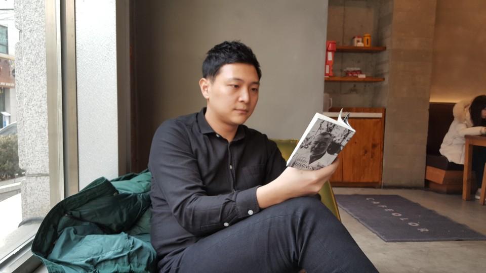 카이스트 출신 여행작가, 박성호 작가님을 만나다 ...