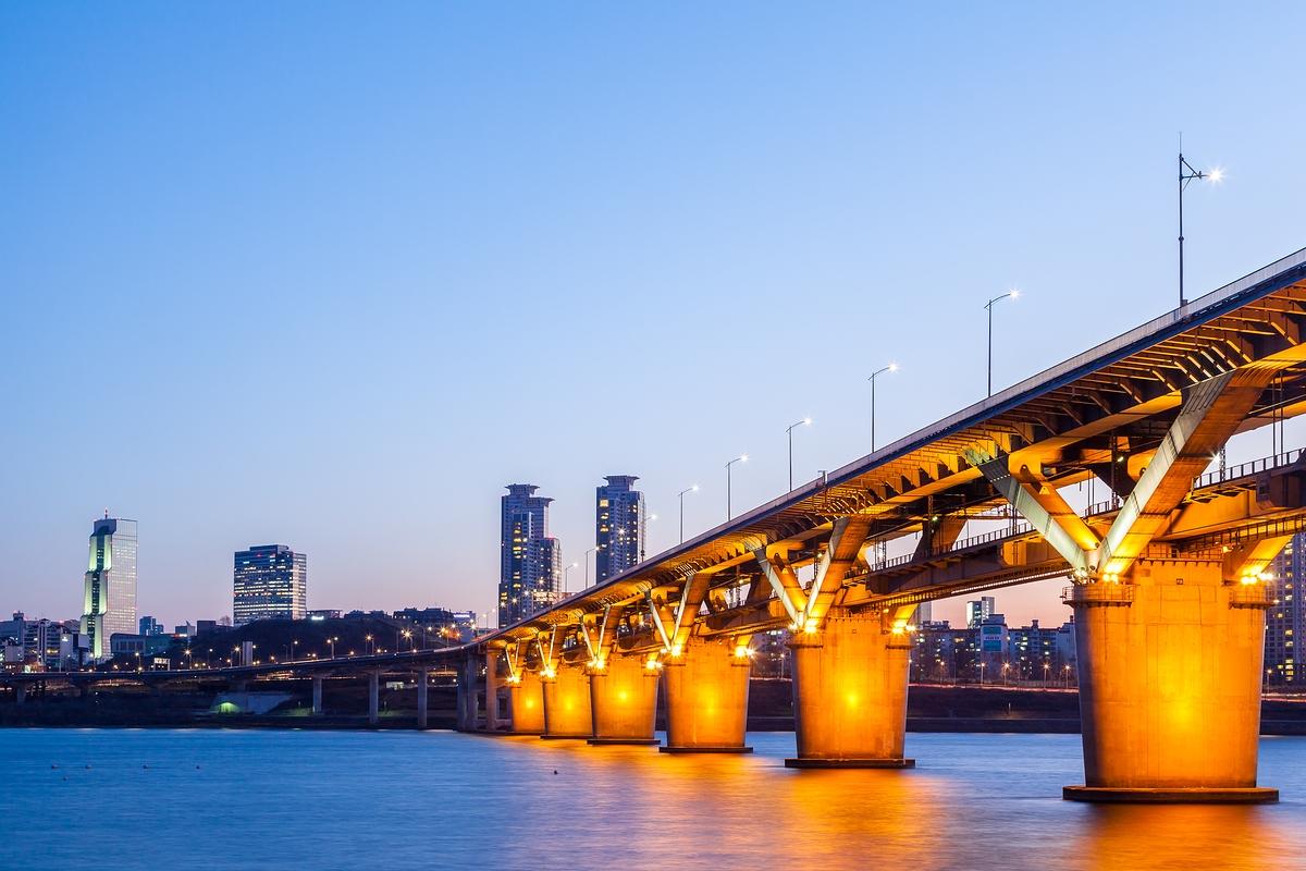 서울 한강 다리의 종류, 그것이 알고싶다!